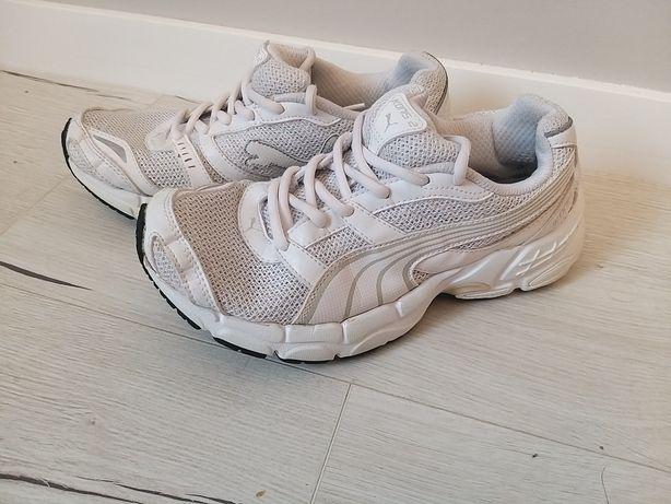 Белые кроссовки puma 37 размер
