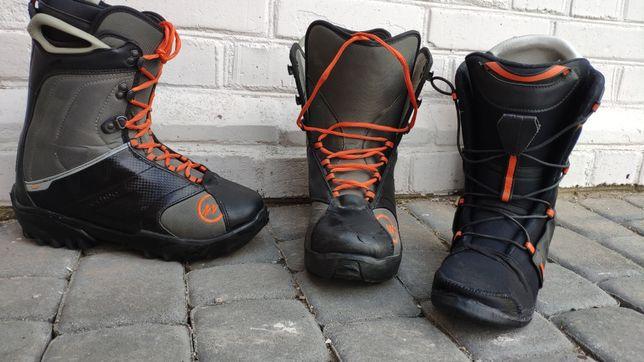 Ботинки для сноуборда 42 розмера