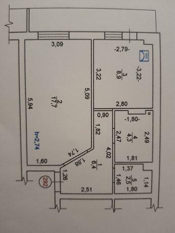 1 комнатная квартира Перспективная, 6