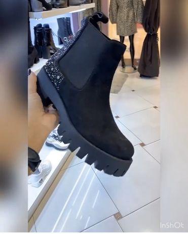 Черевики кросівки