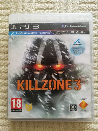 Gry PS3 - KILLZONE 3 - Playstation 3 - Super Gra