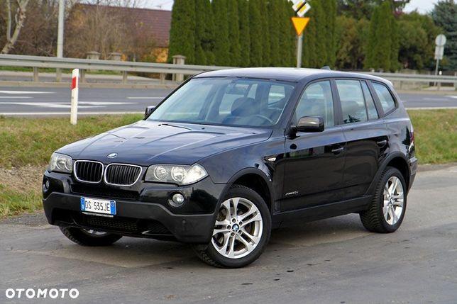 BMW X3 2.0 Diesel 177KM! 4x4! Automat! Stan znakomity!