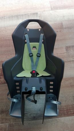 Cadeira criança para bicicleta + suporte