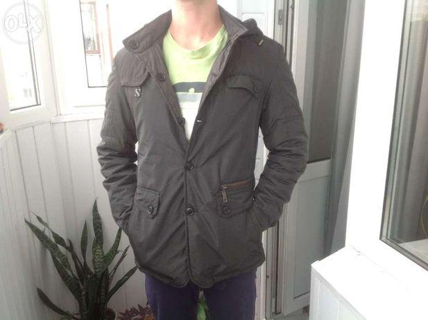Куртка двустороння