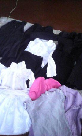 Пакет одежды 1-3класс: школьная форма, штаны,юбка,блузка,водолазка