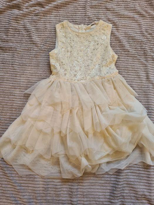 Sukienka H&M/rozmiar 140 Meszna - image 1