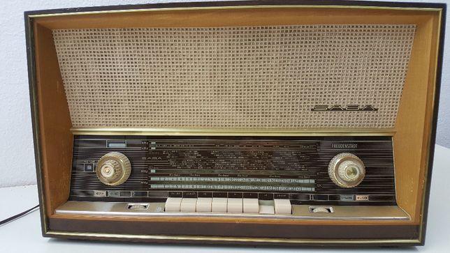 Radio lampowe Saba Freudenstadt 125 stereo