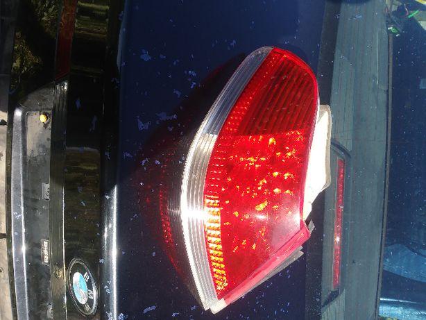lampa lewy tyl BMW E65