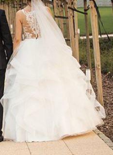 Suknia ślubna Vanilla Sposa 1854