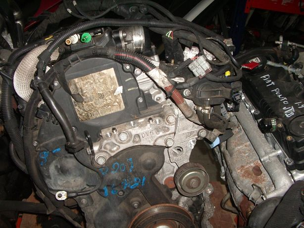 Peugeot 207 1.6 hdi 110cv Motor