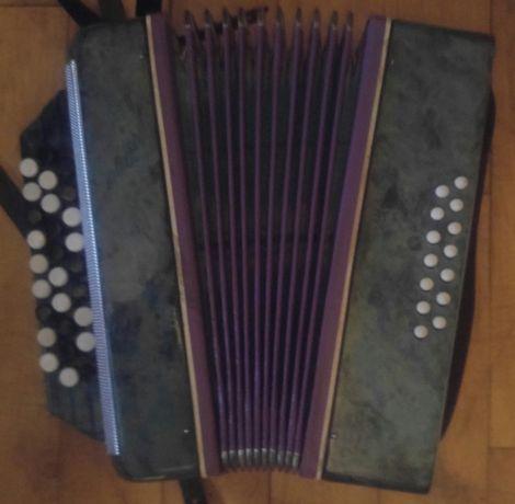 Akordeon,Heligonka .