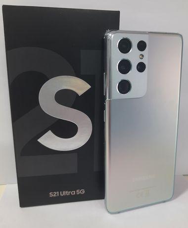 Samsung s21 ultra 5g 256gb como novo,  temos loja em Guimarães