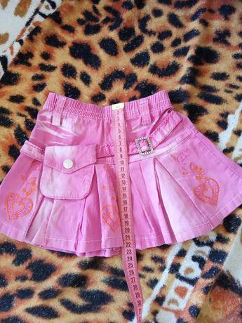 Юбка, шорты для девочек
