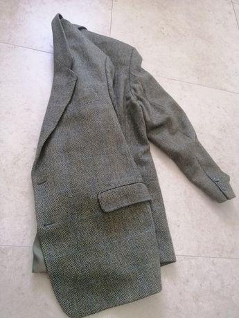 Пиджак мужской, Atelier Torino, Harris Tweed, размер 50-52