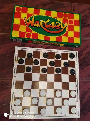 Gra planszowa Warcaby