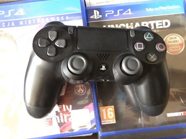 Playstation 4 500 GB slim + gry
