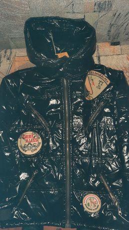 Куртка демісезонная еврозима 140-150