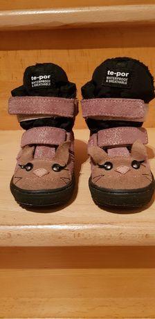 Buty dla dziewczynki, MRUGAŁA 7151, rozmiar 24