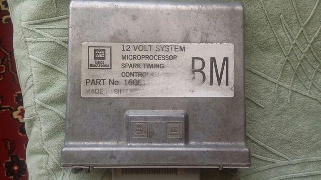 Блок электронного зажигания Опель Кадет Е 1.3