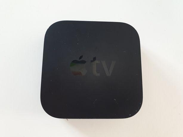 Apple TV 3 generacja A1469 Jak Nowy Plus obudowa wieszak gratis Poleca