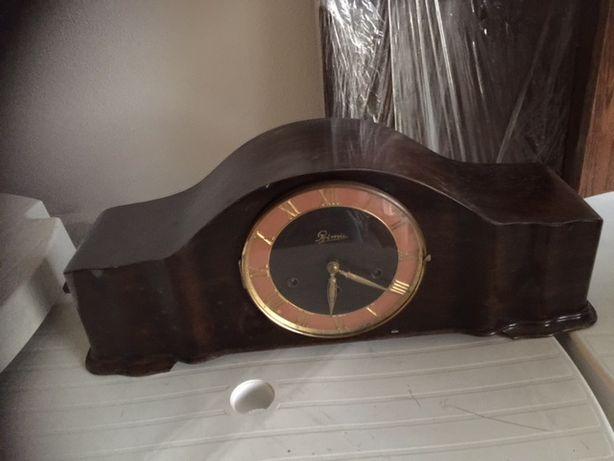 Relógio de mesa mecanico antigo