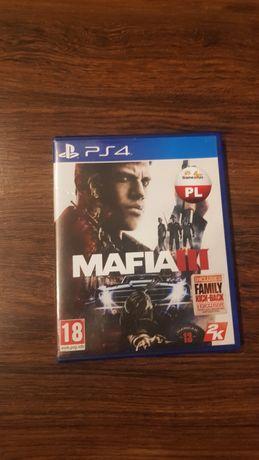 Mafia III Ps4 Łódź