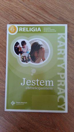 Religia KL 4 J estem chrześcijaninem | szkoła podstawowa