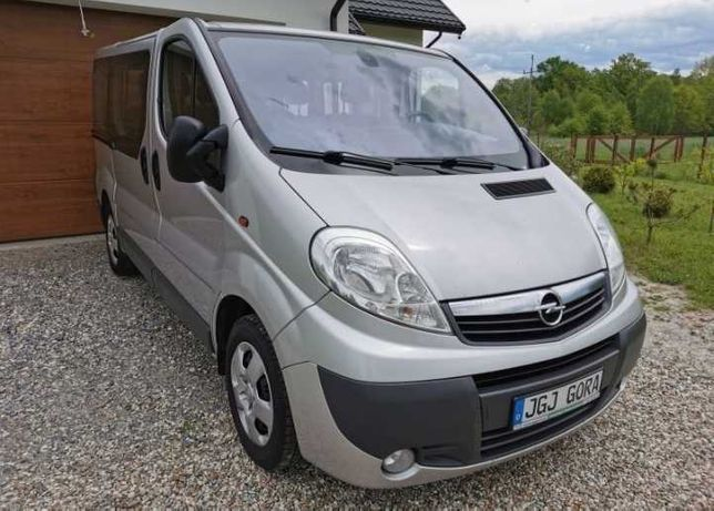 Opel vivaro рассрочка