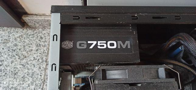 Zasilacz Cooler master g750m