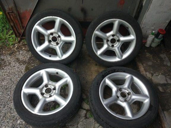Felgi aluminiowe ford mondeo mk1