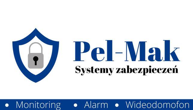 Montaż Serwis - Wideodomofon Alarm Monitoring Domofon