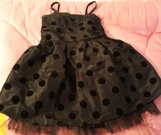 Sukienka dlq dziewczynki roz.92