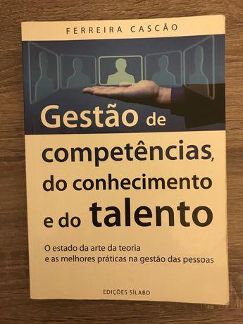 Livro Gestão de Competências do Conhecimento e do Talento
