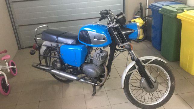 MZ TS 150  sprawna 1985 zamiana