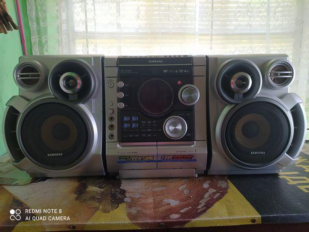 Музыкальный центр Samsung Max-KJ 750