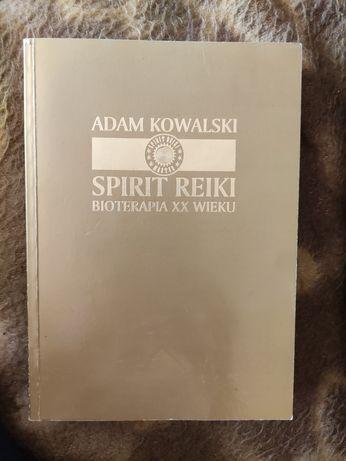 Spirit reiki bioterapia xx wieku, Adam Kowalski