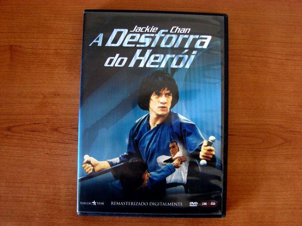 Filme de 1978 em DVD com Jackie Chan