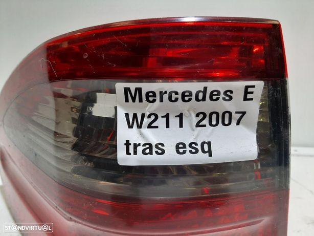 Farolim Esq Usado MERCEDES-BENZ/E-CLASS T-Model (S211) 2do modelo (2006-2009) Cl...