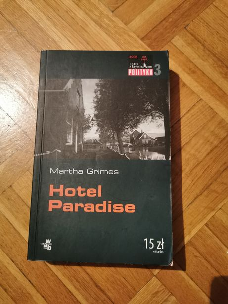 Martha Grimes Hotel Paradise