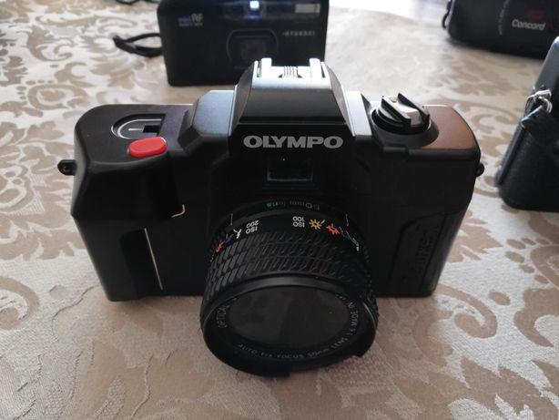 Máquina Fotografica Olympo De Luxe I
