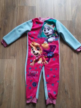 Kombinezon Psi Paw Patrol Skye Everest 104, 3-4 lata piżama