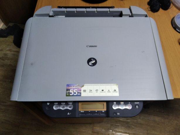 МФУ, принтер, сканер, ксерокс Canon Pixma MP170.