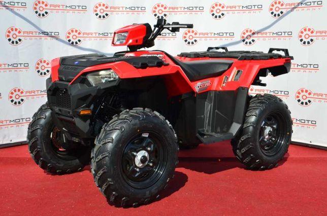 Новый квадроцикл Polaris Sportsman 850