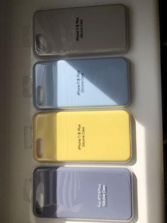Etui IPhone 7 Plus 8 plus Apple nowe