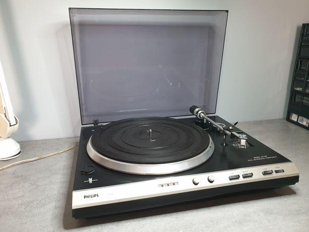 Gramofon Philips AF-729-pełny automat,super stan,nowa igła,po serwisie