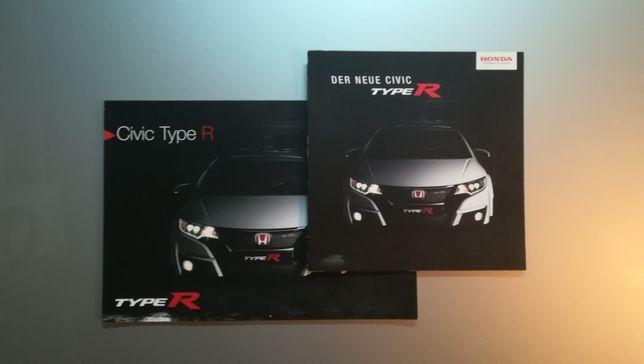Honda Civic TYPE R (9) lX Prospekt