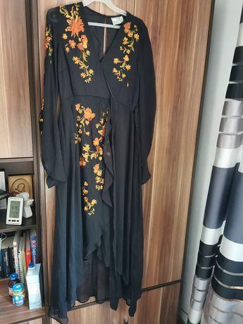 Sukienka ASOS, sesja ciążowa