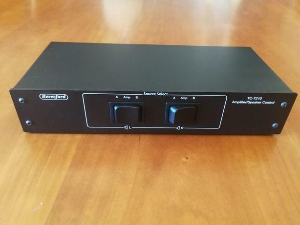 Vendo caixa comutação amplificadores/switch Beresford