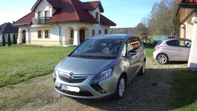 Opel Zafira Tourer Cosmo 2012 rok sprowadzona zarejstrowana