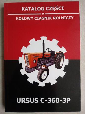 Katalog części URSUS C-360-3P